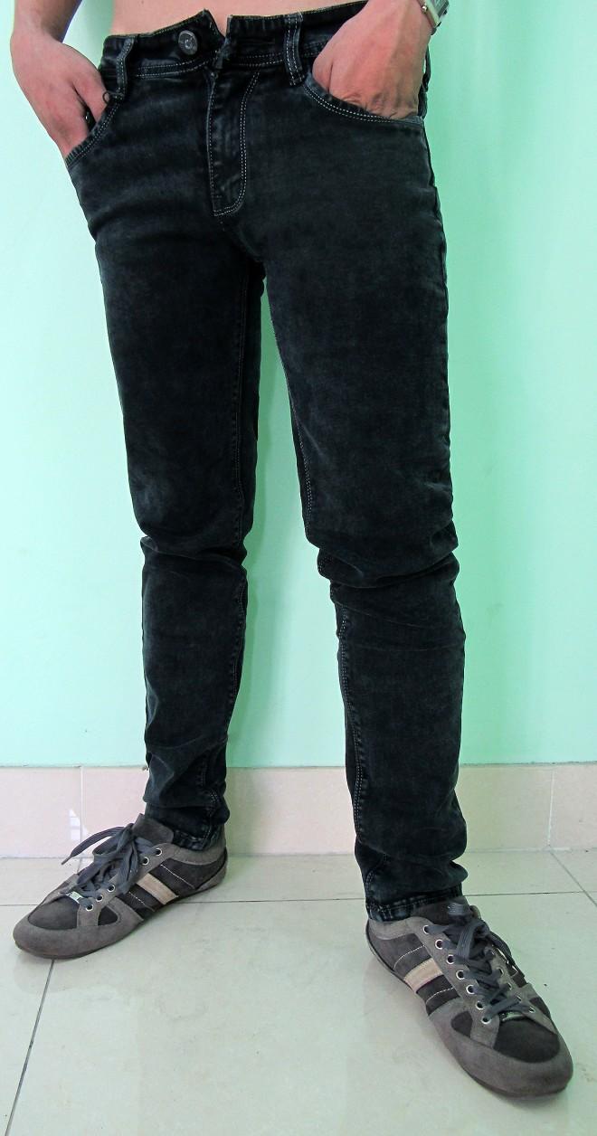 Bỏ sỉ Quần jean nam skinny 033 - J180