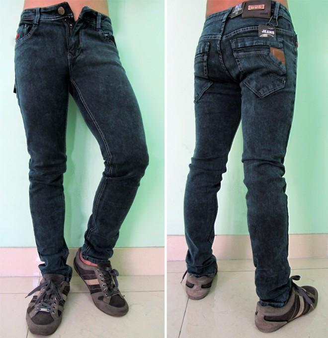 Bỏ sỉ Quần jean nam skinny 042 - M160