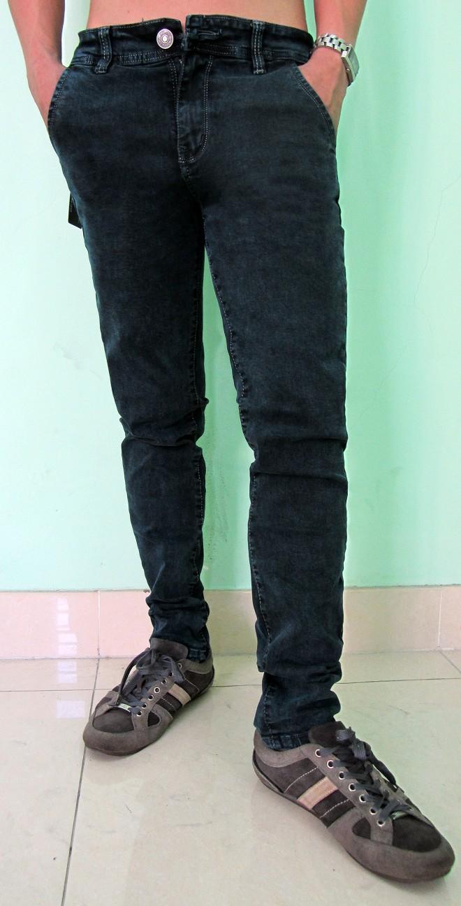 Bỏ sỉ Quần jean nam skinny 043 - M155