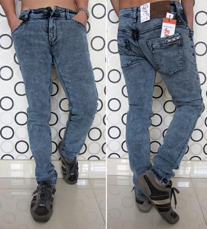 Bỏ sỉ Quần jean nam skinny 105