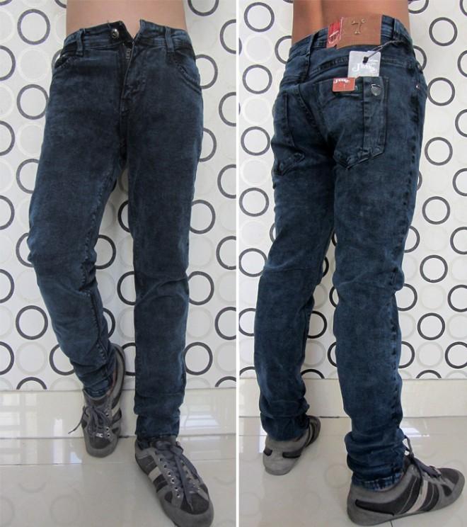 Bỏ sỉ Quần jean nam skinny 281 - D180