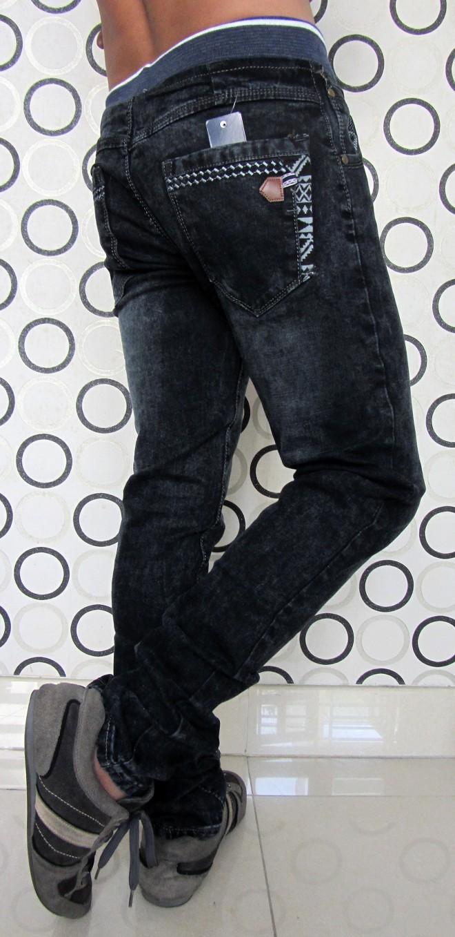 Bỏ sỉ Quần jean nam skinny 8014 - A185