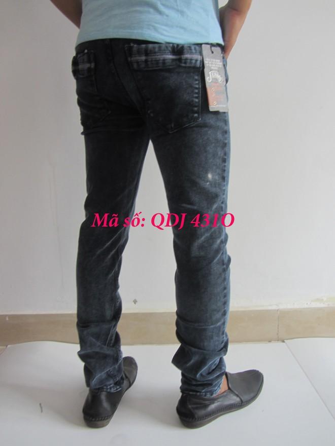 Bỏ sỉ quần jean QDJ 4310-T167