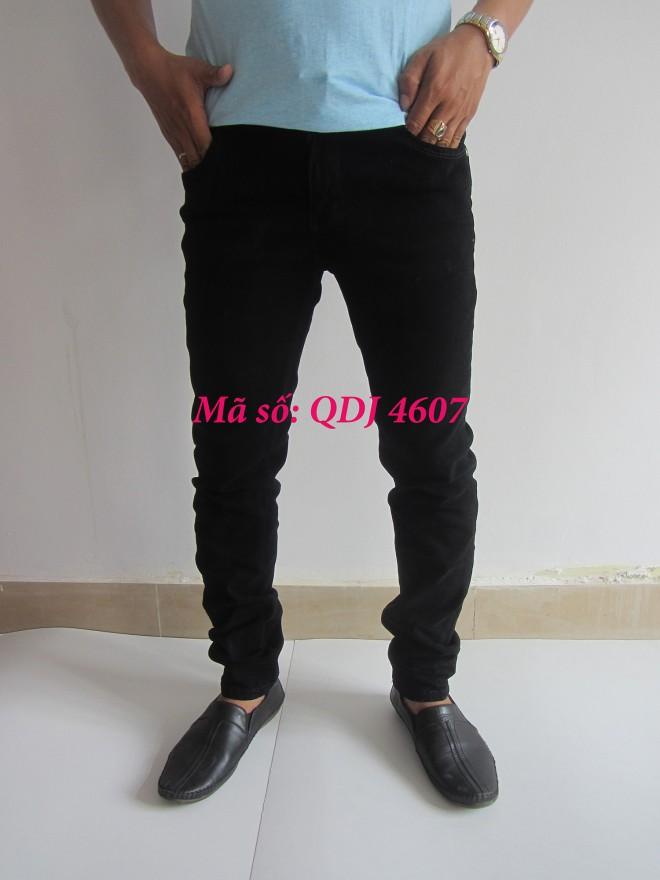 Bỏ sỉ quần jean QDJ 4607-Y167
