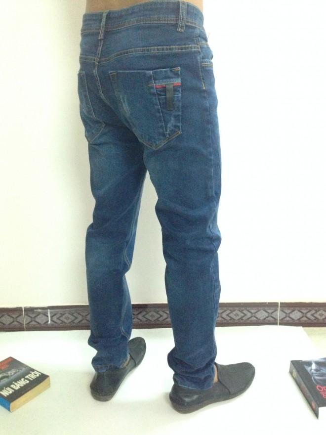Bỏ sỉ Quần jean nam skinny 93 20-D165