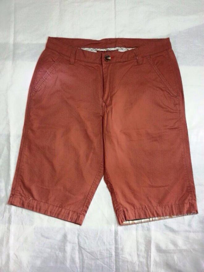 Bỏ sỉ quần short kaki QKK103- G75