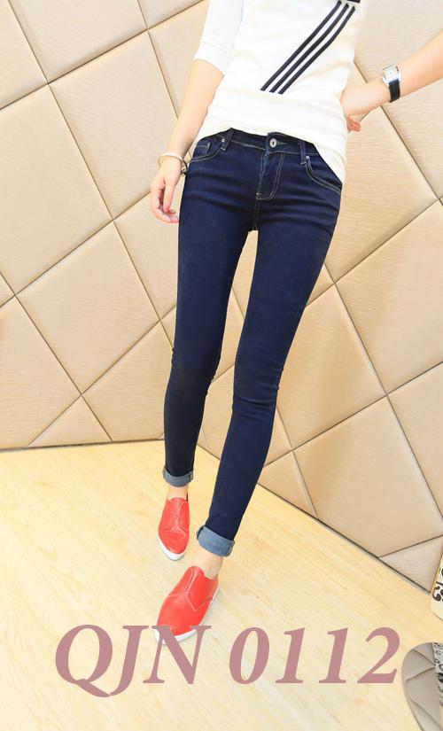Bỏ sỉ Quần jean dài nữ