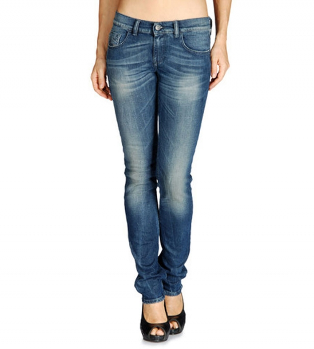 Bỏ sỉ Quần jean dài nữ cao cấp 79.16- G150