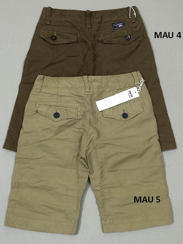 Bán sỉ quần short kaki QSK02 (2 MÀU)