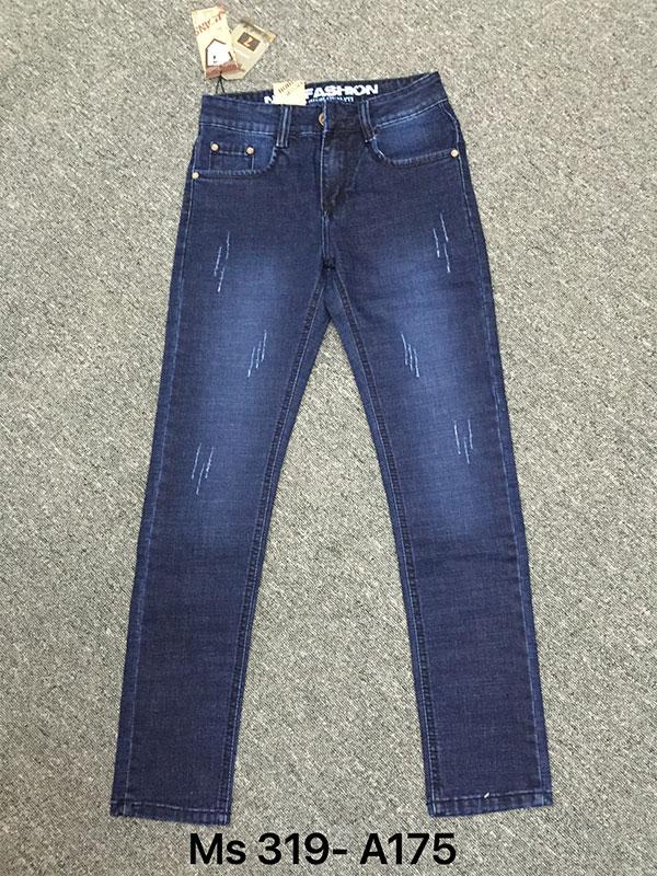 Bỏ sỉ quần Jean nam skinny TTH MS319-D175