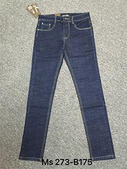 Quần Jeans Bỏ Sỉ MS273-B175