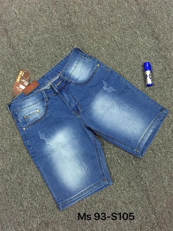 Bỏ sỉ quần short Jean MS93 -Q105