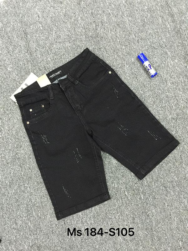 Bỏ sỉ quần shot Jean MS184-S105