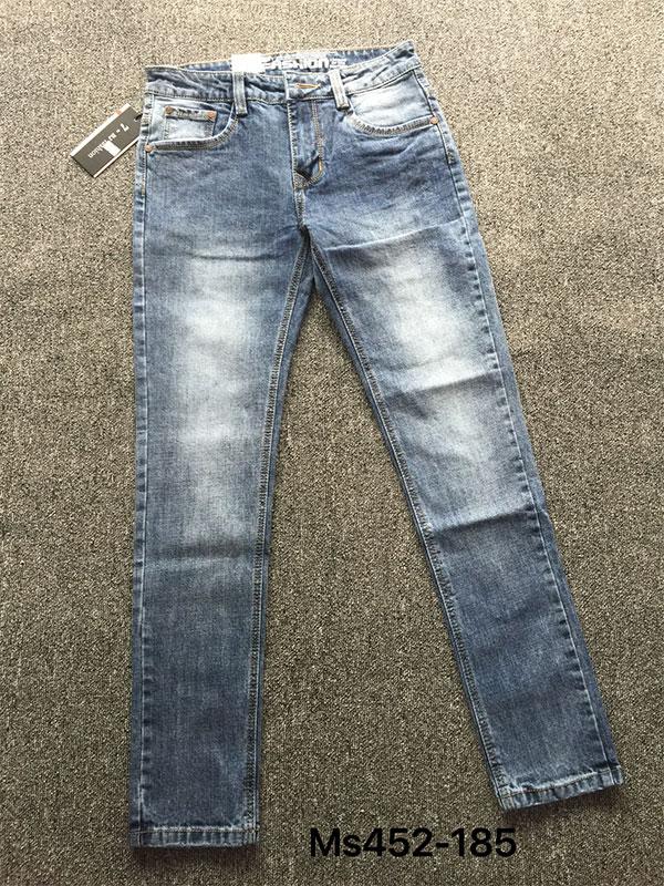 Bỏ sỉ quần jean nam giá rẻ SPJ MS452-G185