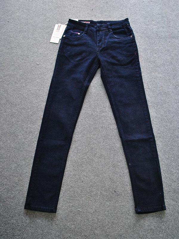 Quần Jean Xanh đen túi hộp giá rẻ MS106.155