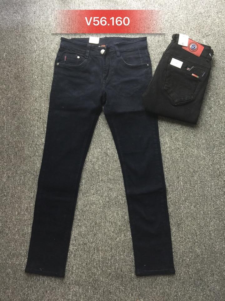 Quần Jeans Nam Túi Hộp V56.160