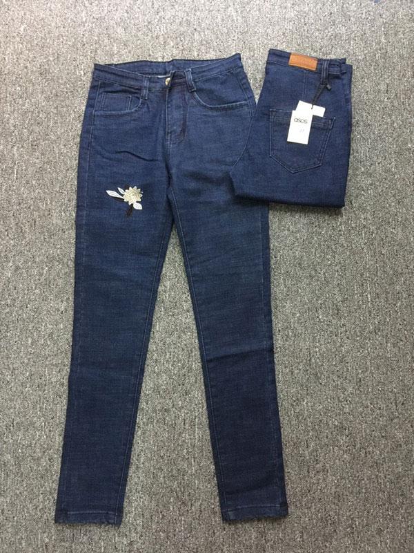 Quần jean dài nữ M01.100