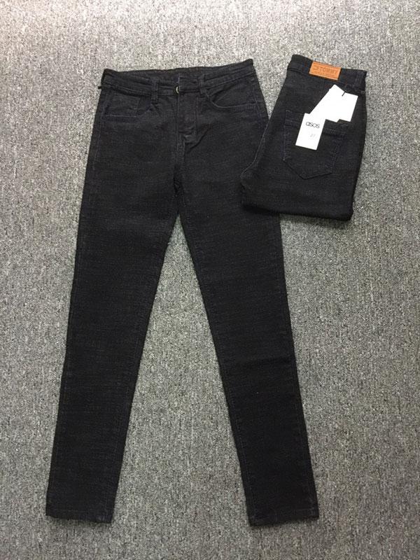Quần jean đen nữ giá sỉ M05.100