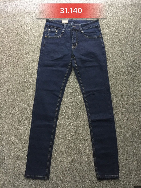 Quần jean nam xanh đen 31.140
