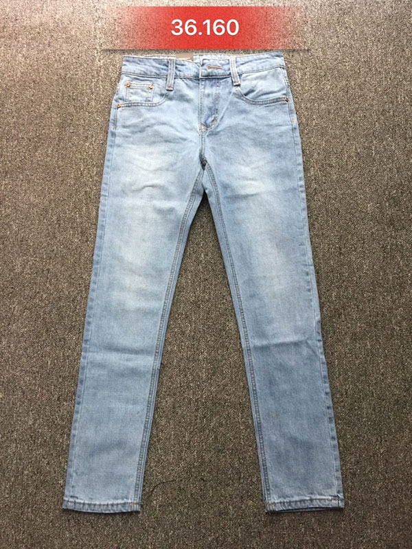 Quần Jeans Nam 36.160
