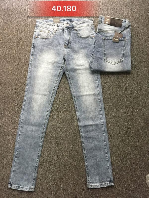 Quần Jeans Nam 40.180
