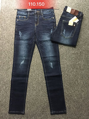 Quần jean nam skinny 110.150
