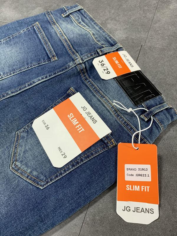 Quần jean dài nam GR622.1