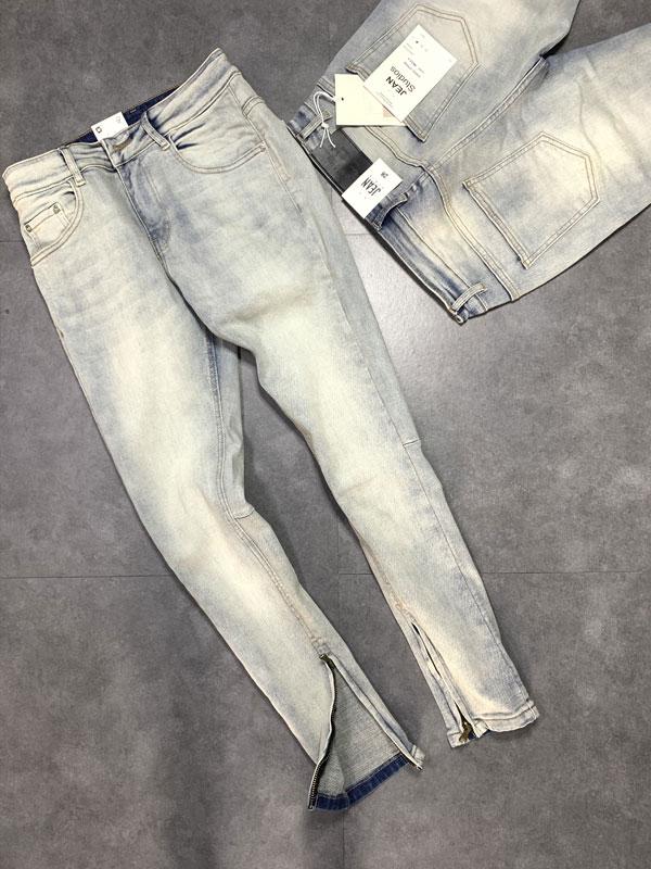 Quần jean dài nam Z612.8