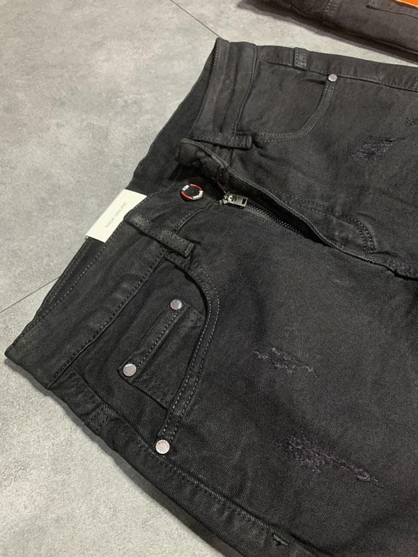 Quần jean dài nam đen R637.1