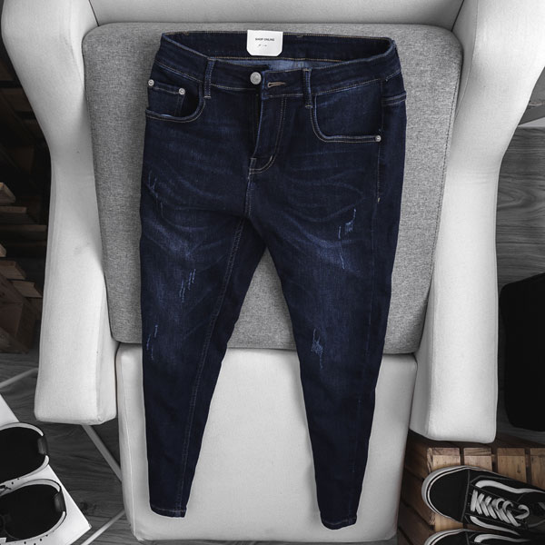 Quần jean dài 653