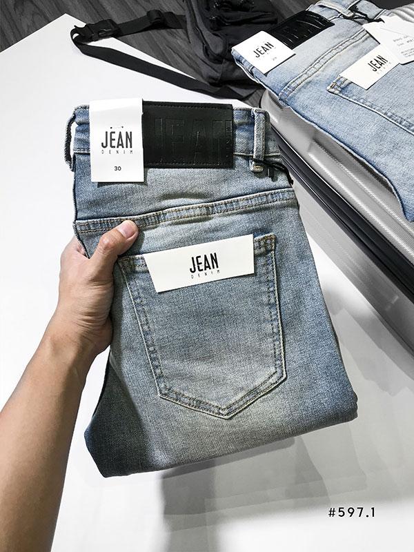 Quần jean dài nam QJ597.1