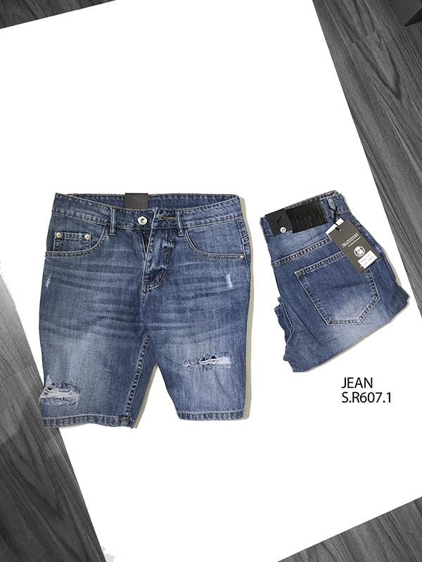 Quần jean short nam SR607.1
