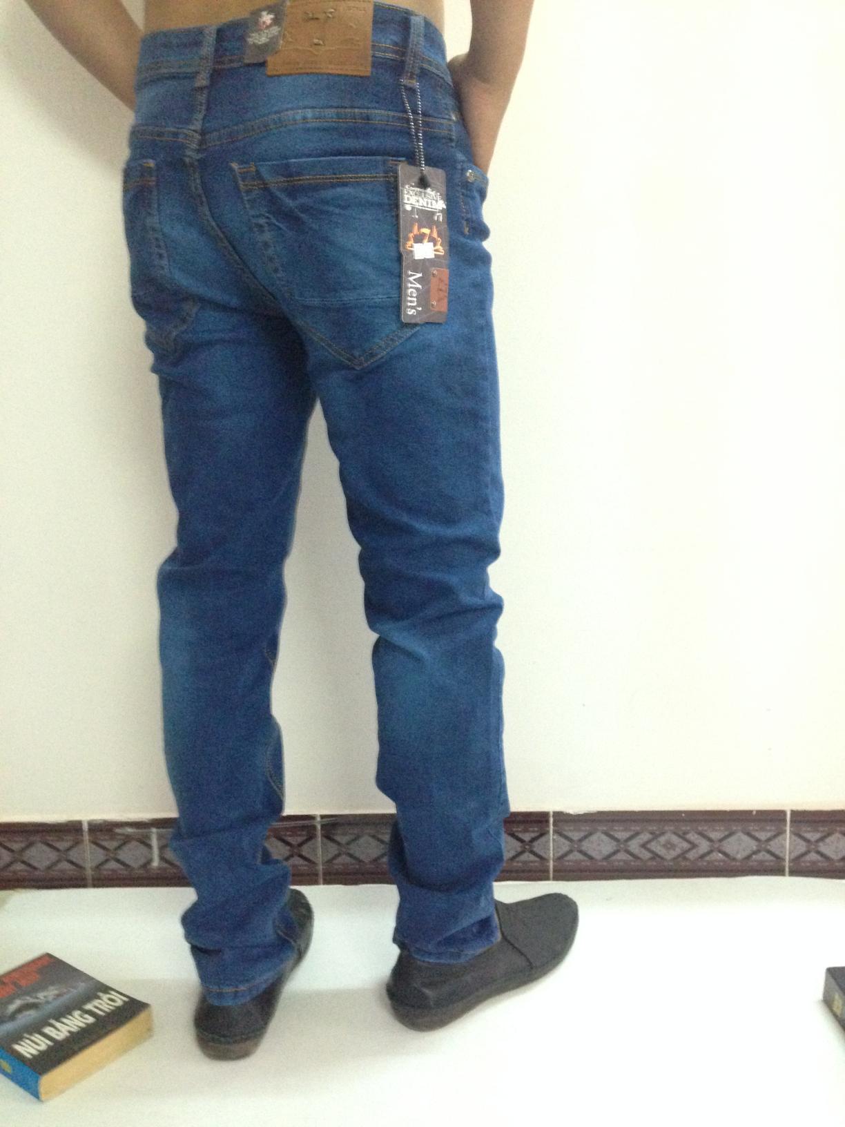 Quần jeans nam Hàn Quốc