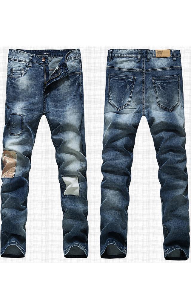 Nhận may quần jean theo xu hướng năm 2016.