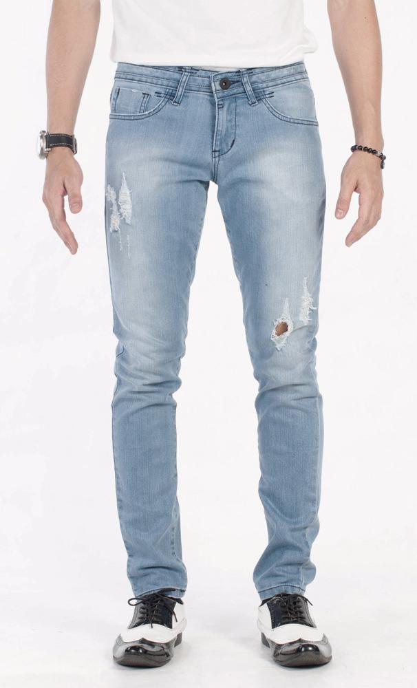 Những mẫu quần jeans nam giá sỉ bán sỉ giá rẻ, đẹp tại xưởng may quần jean Bay Thu 2017.